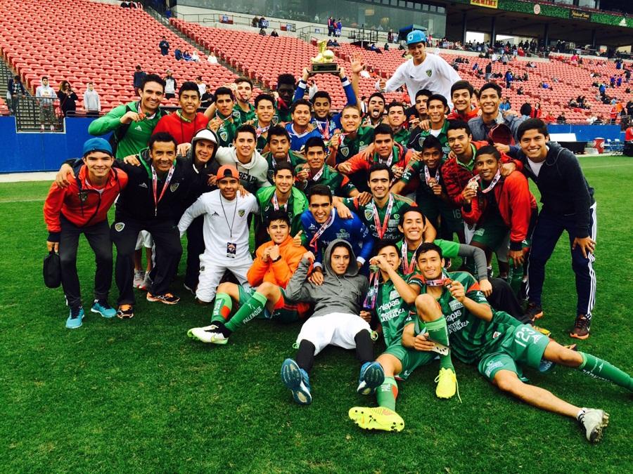 Chiapas campeón en la Dallas Cup   Cintalapanecos com