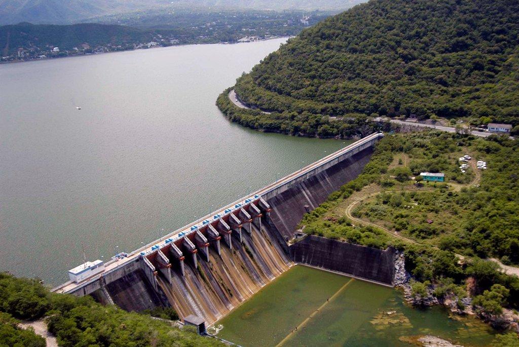 Las presas hidroel ctricas en chiapas mantienen niveles for Ciudad santiago villas