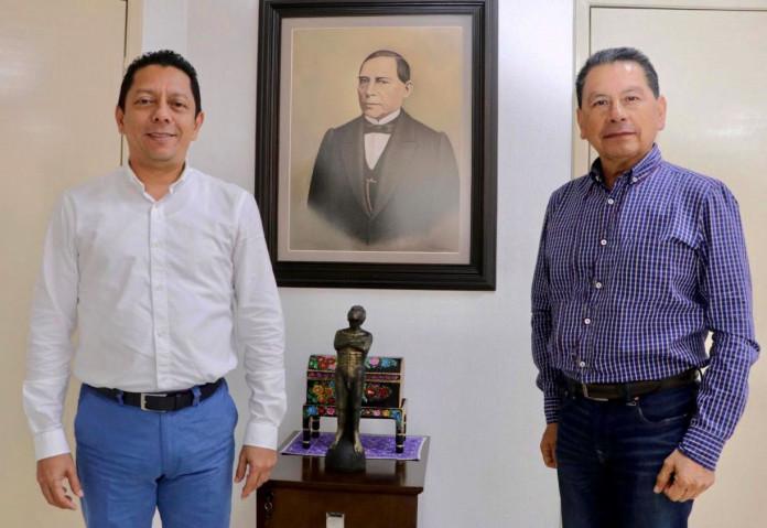 La Fiscalía trabaja de la mano con los municipios para garantizar la paz en Chiapas Llaven