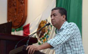 José Octavio García Macías, diputado local del Partido del Trabajo